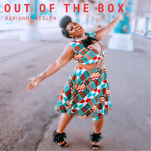 Out Of The Box CD