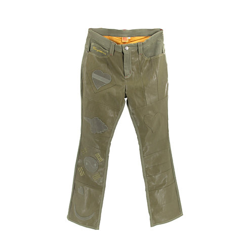 World Boss Jeans (Olive)
