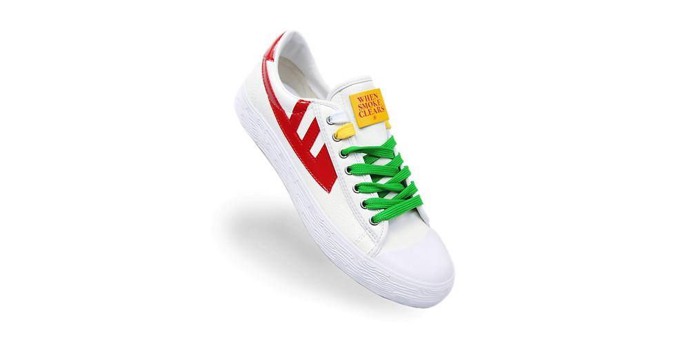 WSC® Heart Sneakers Web Release