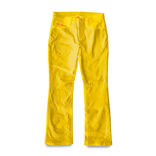World Boss Jeans (Yellow)