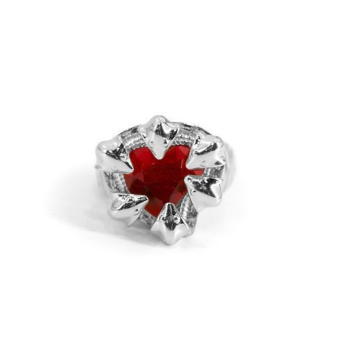 Pree Snake Ring (Red)