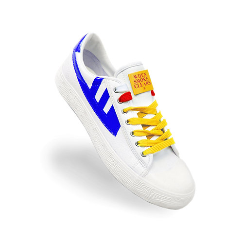 Heart Sneakers (Blue)