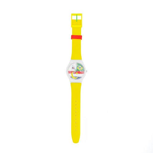 World Boss Watch (Yellow)