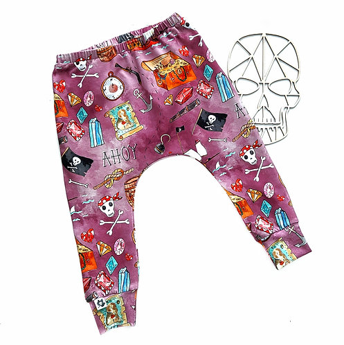 AHOY PIRATES! leggings/trousers/harems