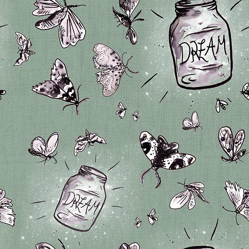 SAGE FLUTTERY DREAMS - top