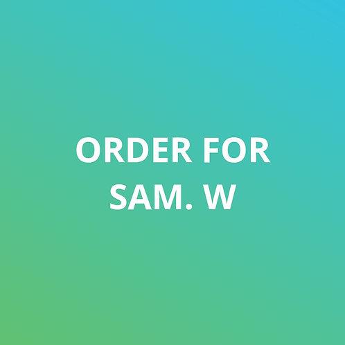 SAM. W