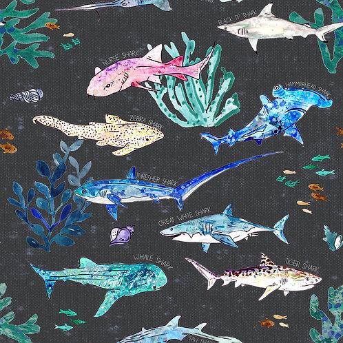 SHARK dress - two styles