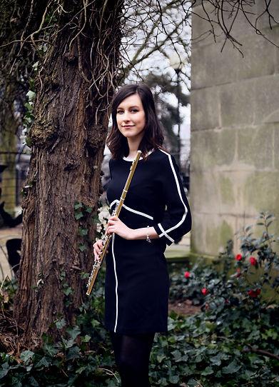 Ellena Taylor flute, flautist, Birmingham, musician