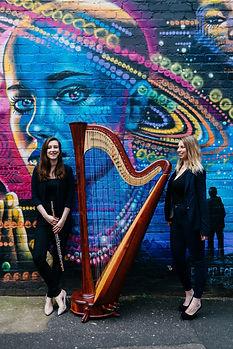 Athena Duo Birmingham Flute and Harp