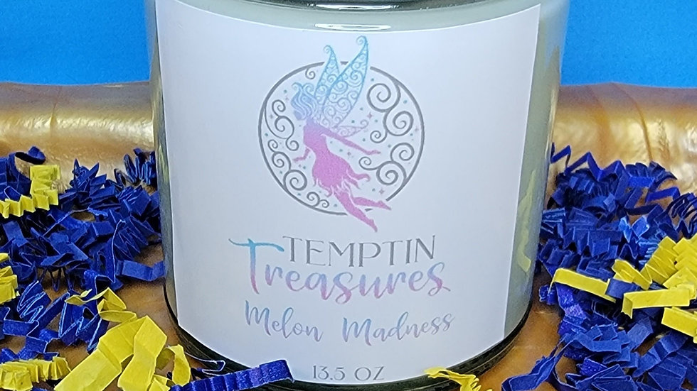Melon Madness Candle