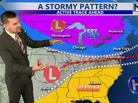 Tuesday Morning Forecast February 9th