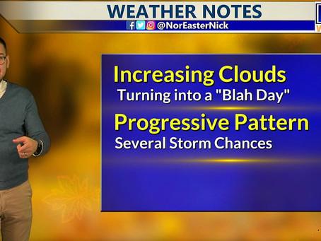 Sunday Morning Forecast October 24th, 2021