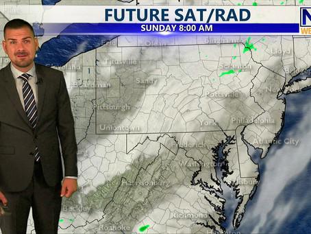 Sunday Morning Forecast July 18th, 2021