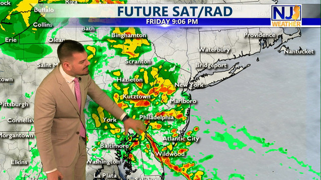 Thursday Lunchtime Forecast October 28th, 2021