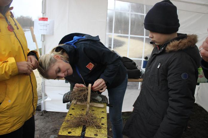 leuke workshops tijdens de opening