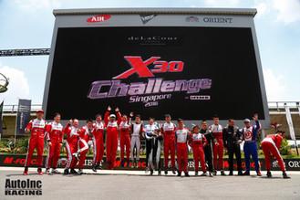 deLaCour X30 Challenge Singapore - Round 2