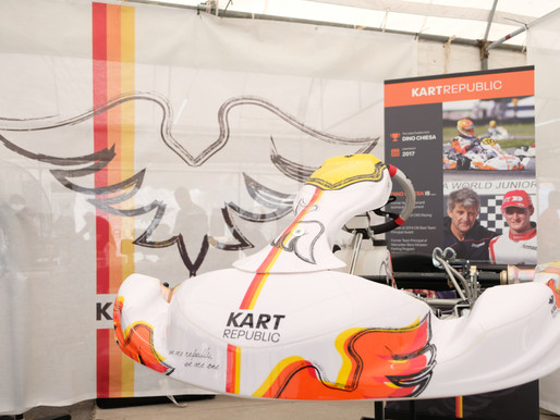 Launch of Kart Republic Asia