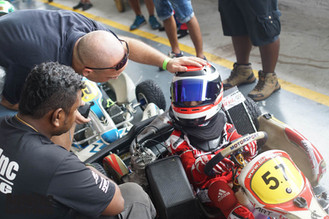 deLaCour X30 Challenge Singapore - Round 3