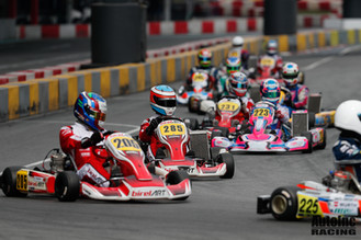 AutoInc Racing at X30 Southeast Asia Round 5