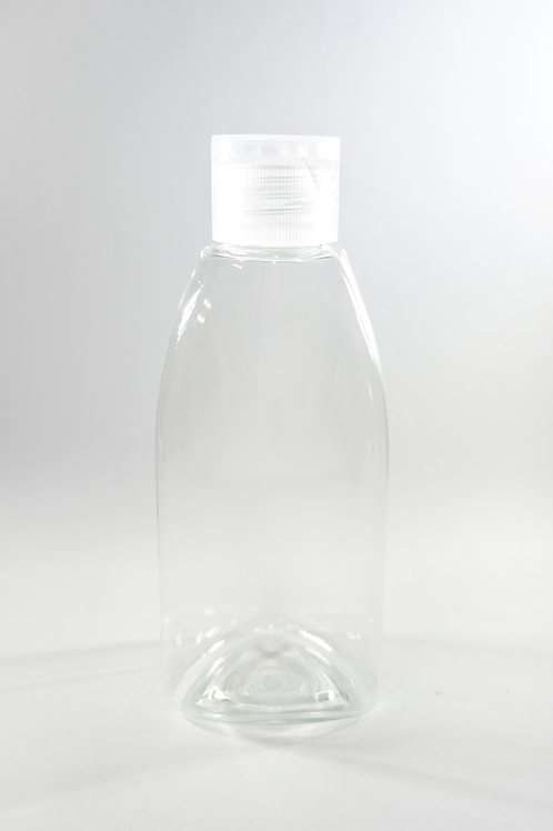 150ml PET Persia Clear Bottle with Flip Cap