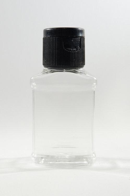 20ml PET Sprout Clear Bottle with Flip Cap