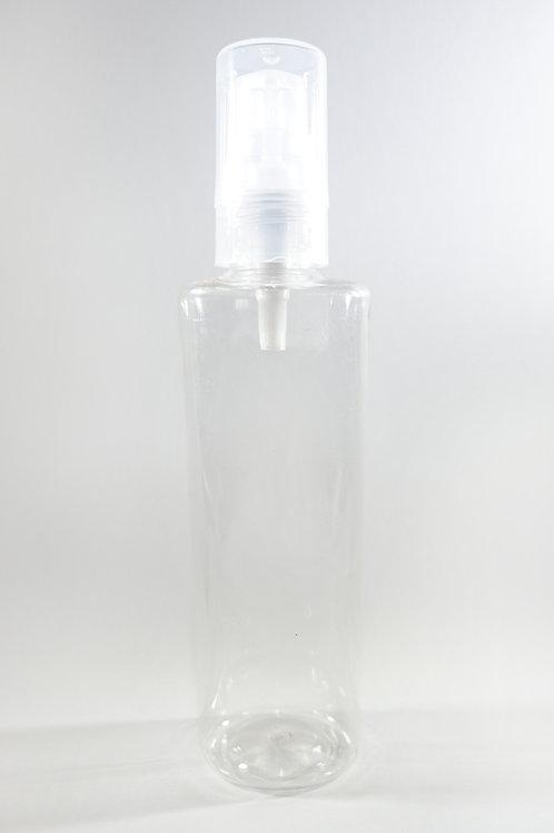 100ml PET Pheme Clear Bottle with Gel Pump