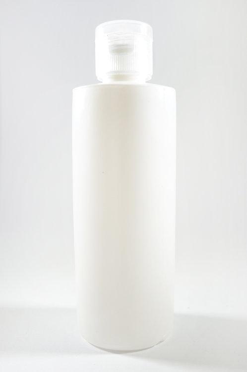 120ml HDPE Tubular White Bottle with Flip Cap