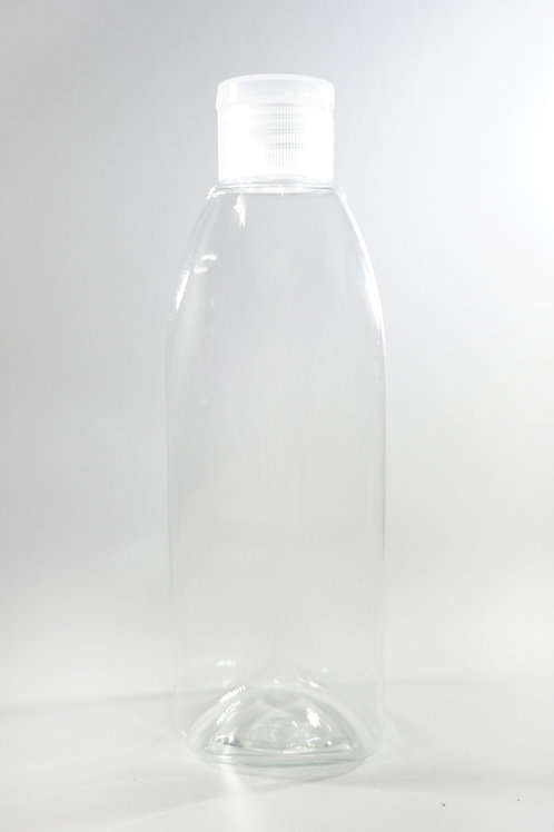210ml PET Persia Clear Bottle with Flip Cap