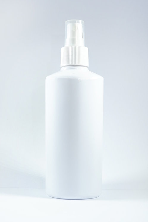 210ml PET Woodson White Bottle with Sprayer