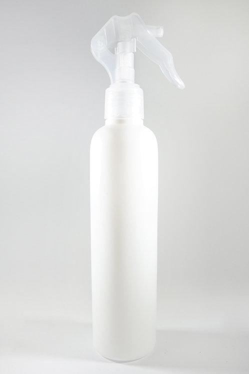 250ml HDPE Buller White Bottle with Trigger Spray