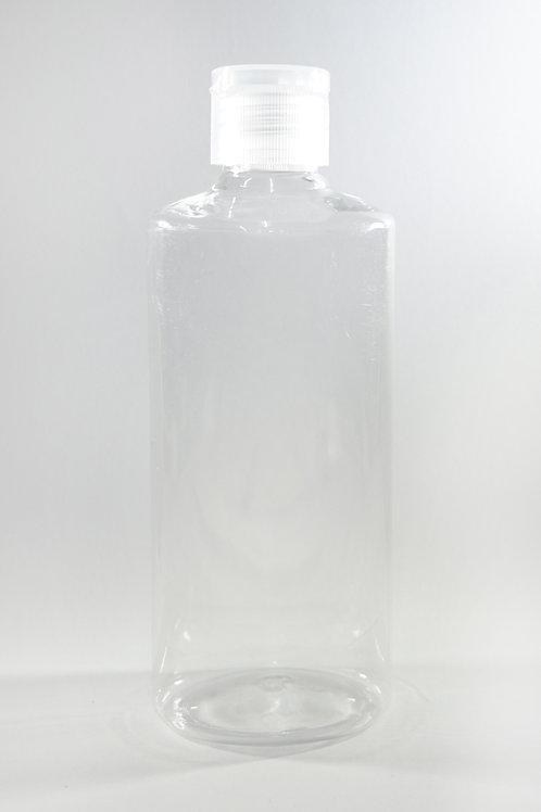 210ml PET Woodson Clear Bottle with Flip Cap