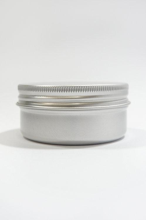 40g Aluminum Jar Silver