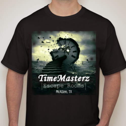 Time Masterz Custom Tee