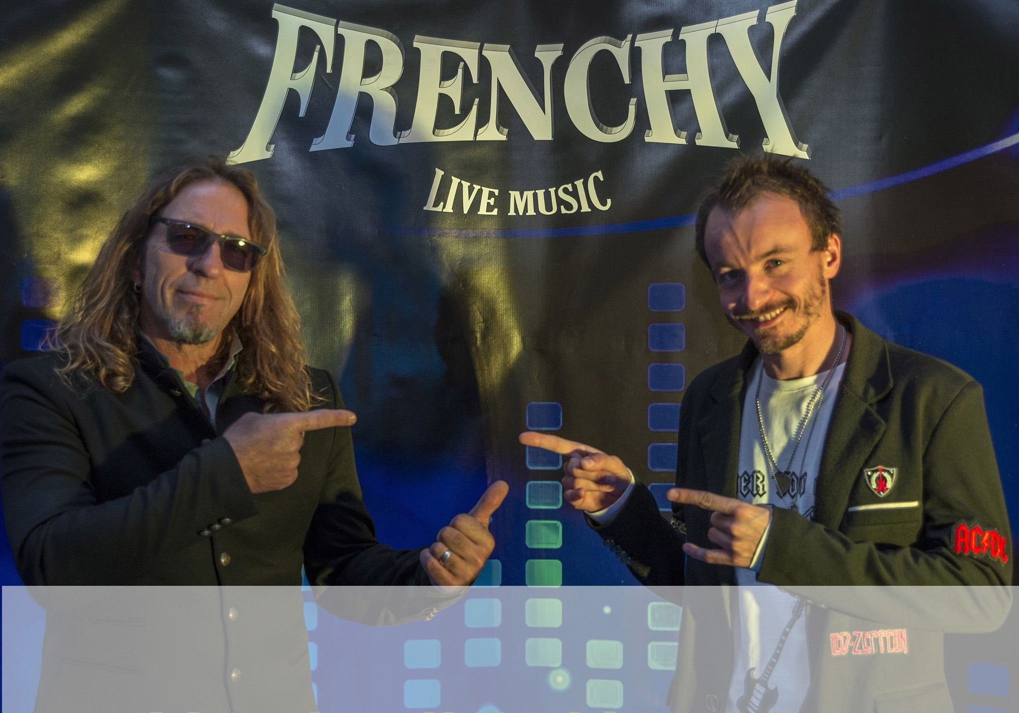 French Live Music