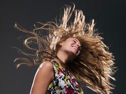 Long Hair Model