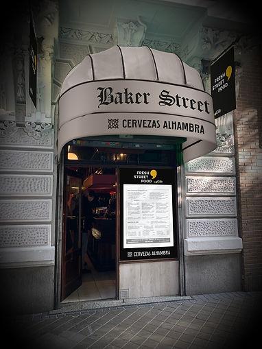 Baker Street Chamberí