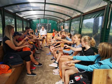 WWJ zomerkamp zondag 21 juli 2019
