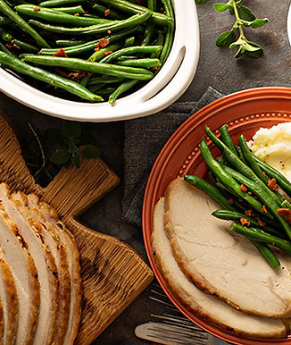 Thanksgiving Holiday Dining Offers Traditional Thanksgiving Dishes for Dine-in and To-Go in Greensboro, High Point, Winston-Salem, NC