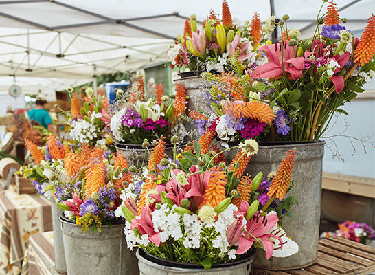 Celebrate Mother's Day with Flowers and Southern, Comfort Food From NC Farmers Market Restaurant, Moose Cafe.jpg