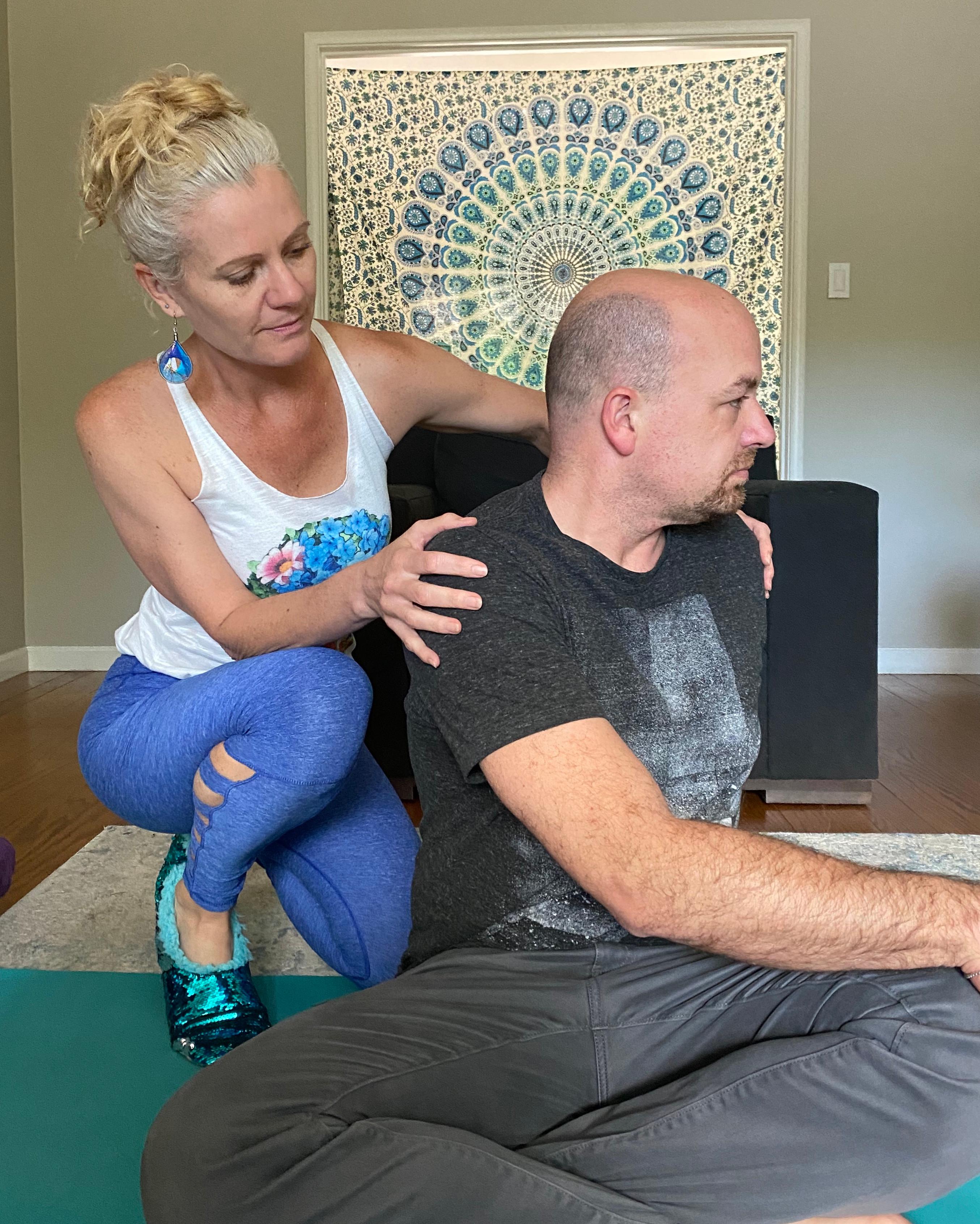 One on One Yoga Instruction