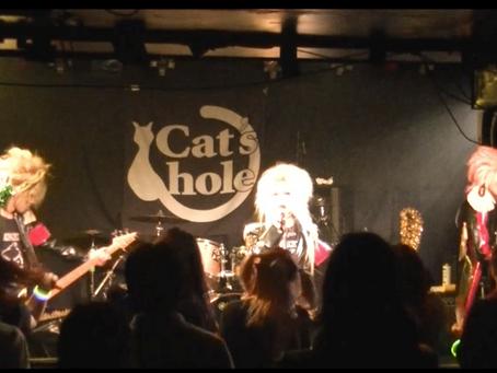 2017/1/22 新宿Cat'shole