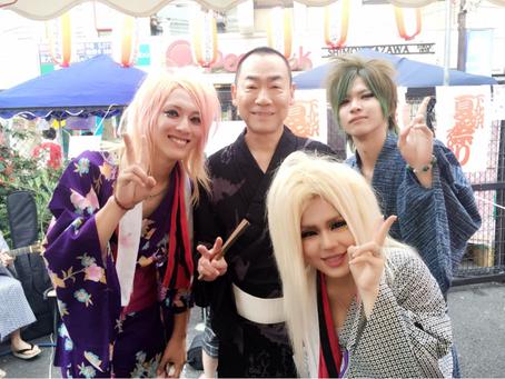 2016/8/15 下北沢夏祭り
