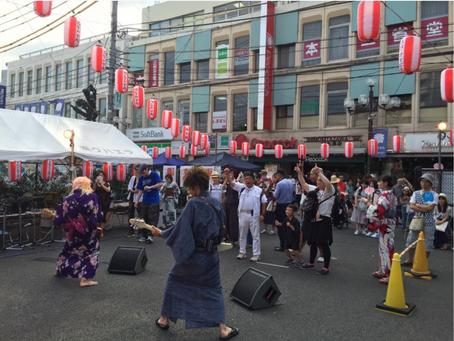 2016/8/14 下北沢夏祭り