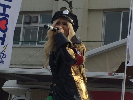 2016/5/15 World Beer Festival2016町田芝生広場