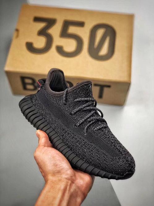 YEEZY 350 V2 BLACK REFLECTIVE