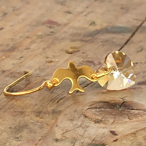 handmade jewelry with swarovski crystals