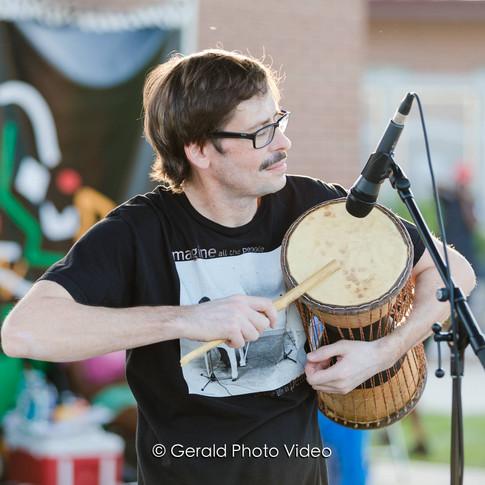 Edem's Drummer