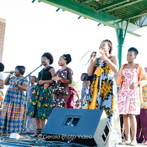 Umoja Choir