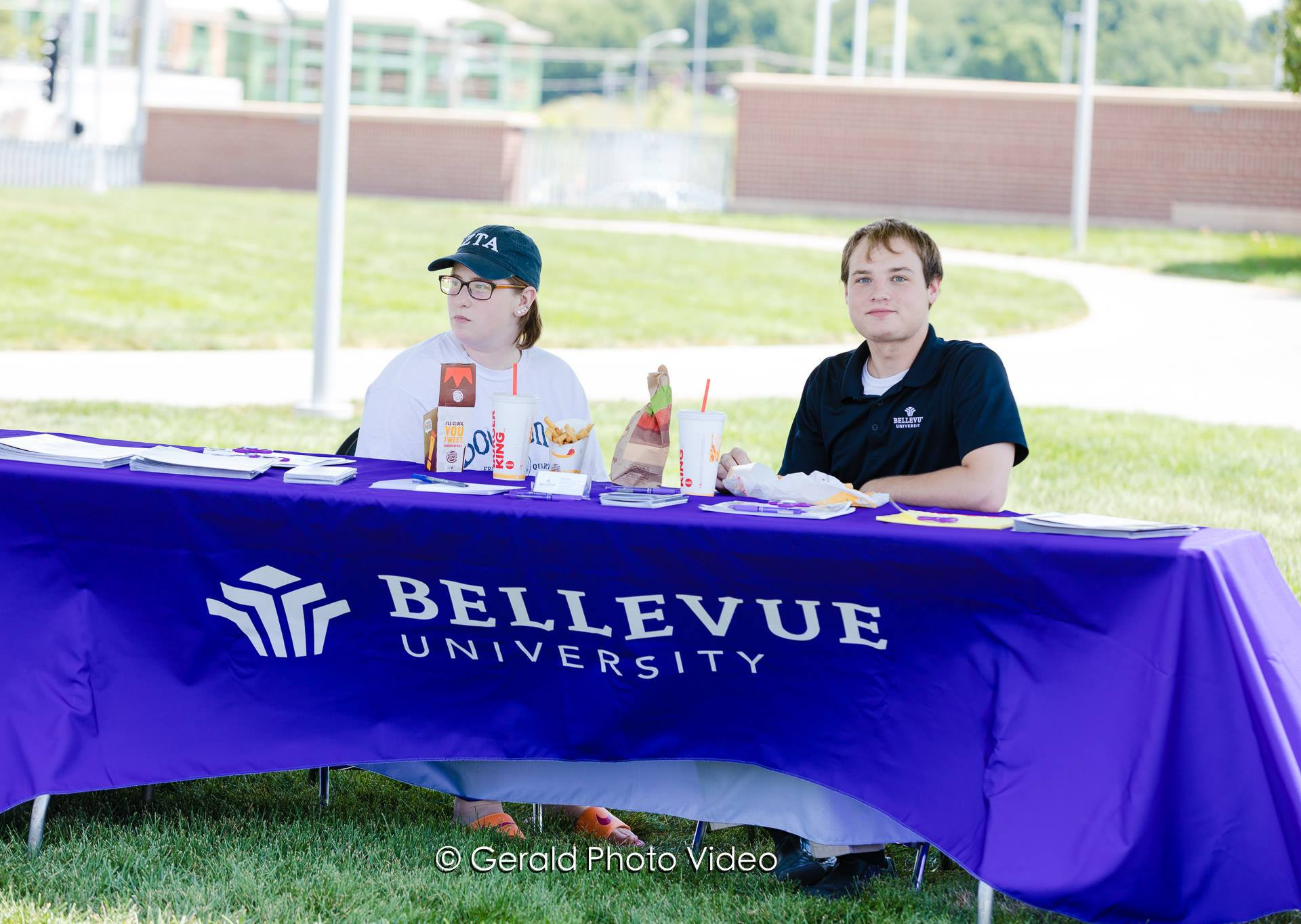 Bellevue University's Table