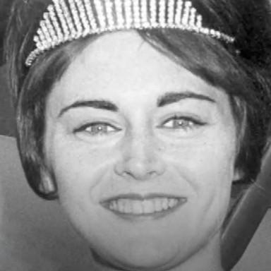 1962 Donna Ailport Miss Vancouver